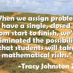 """Book Notes: """"Becoming the Math Teacher You Wish You'd Had"""" - Tracy Zager"""